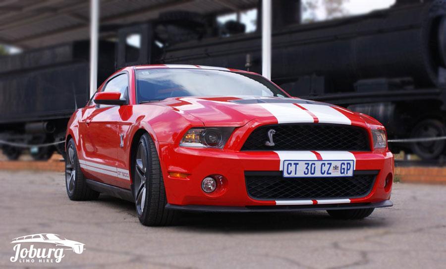 Mustang Gt 500 Joburg Limo Hirejoburg Limo Hire
